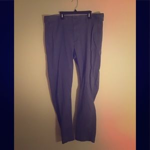 Men's Cremieux Light Blue Dress Pants/ Slacks